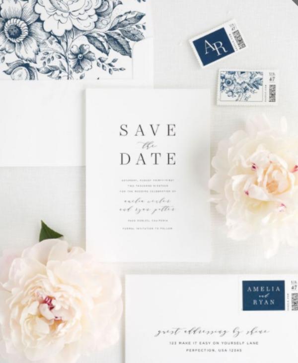 C/o Shine Wedding Invitations