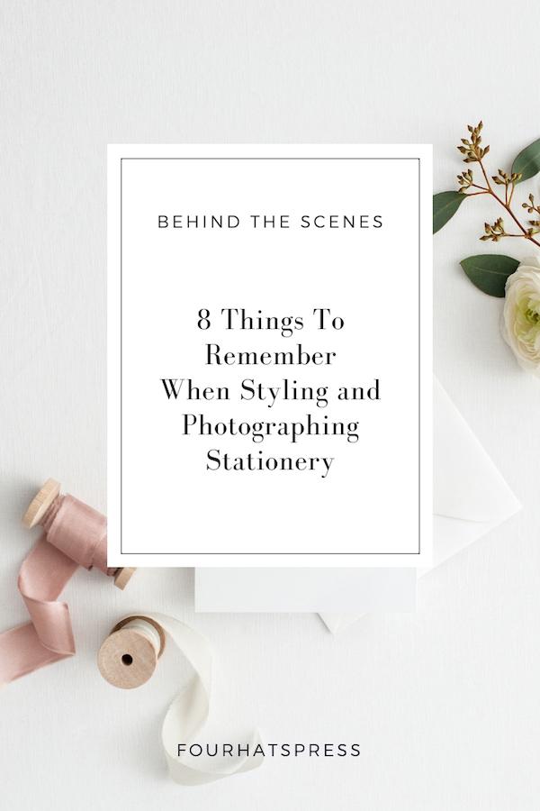 Sytling Stationery