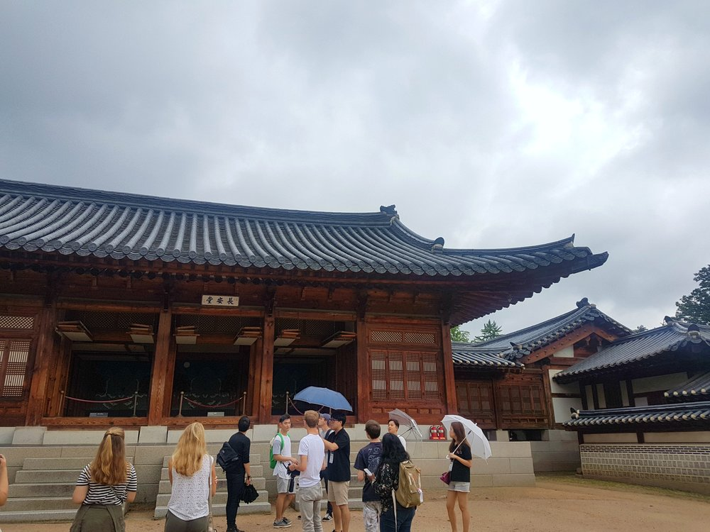 Geoncheonggung Residence used to be the home of King Gojong and Queen Empress Myeongseong.