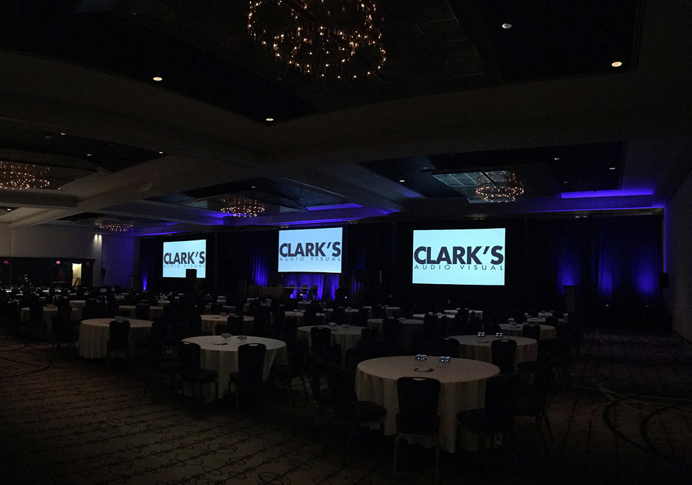 Clarks Audio Visual Equipment Vancouver Canada
