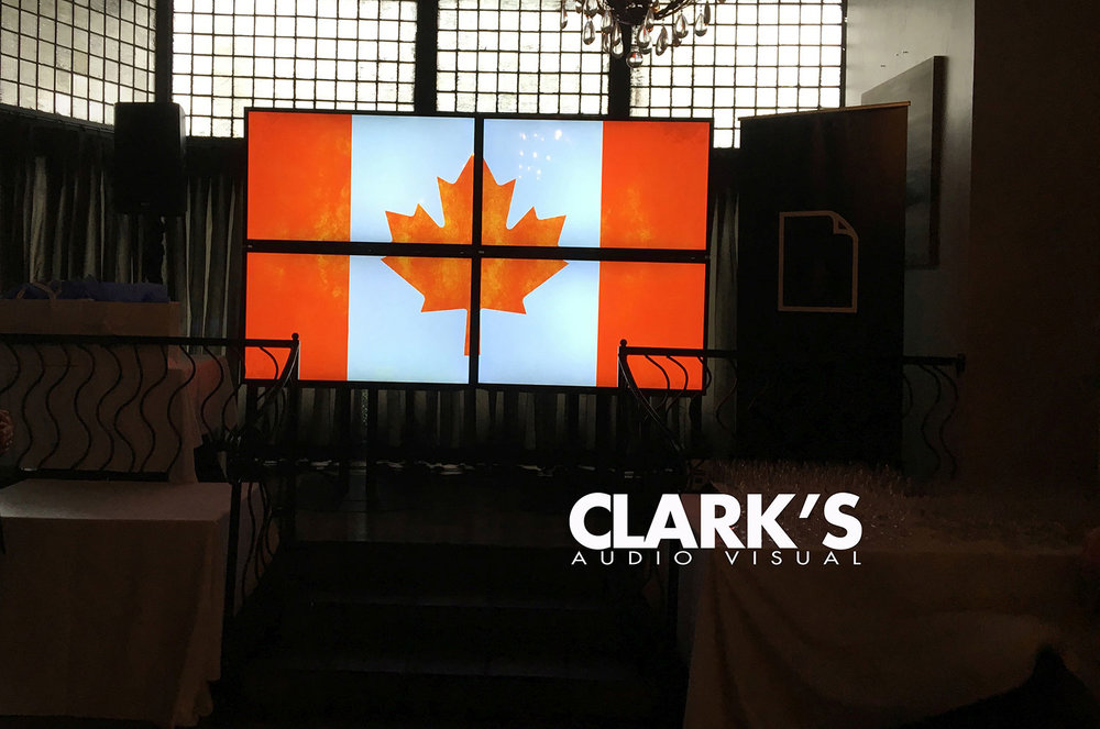 Clark's Audio Visual TV Rentals