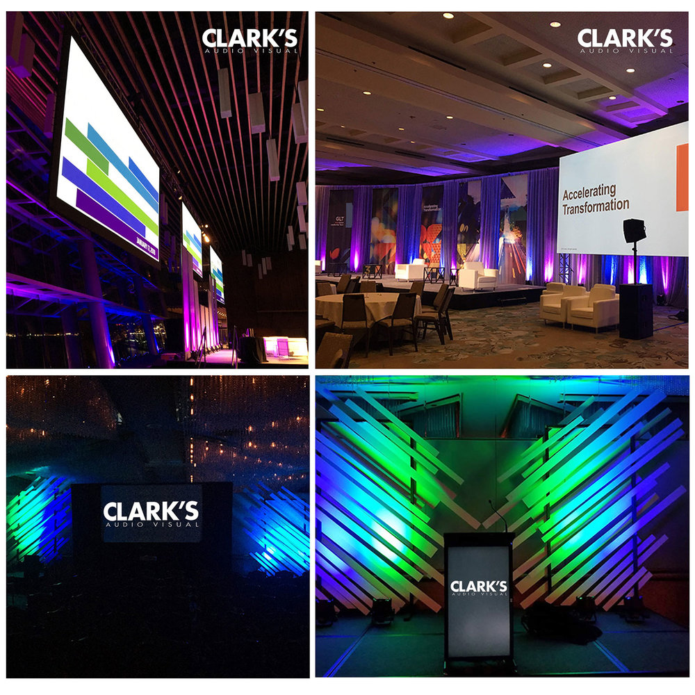 Clark's Audio Visual Events Services