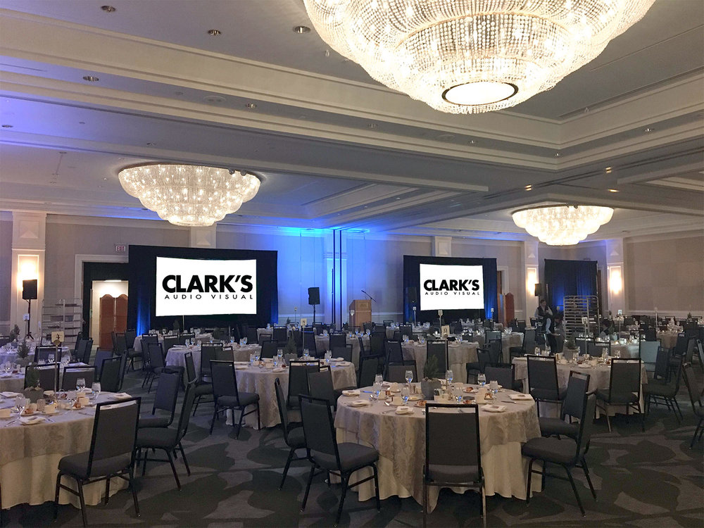 Clark's Audio Visual Conference Centre
