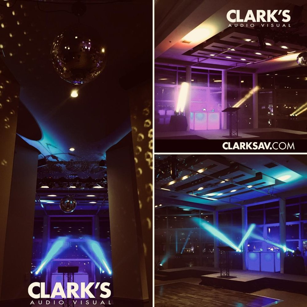 Clark's Audio Visual Event Services
