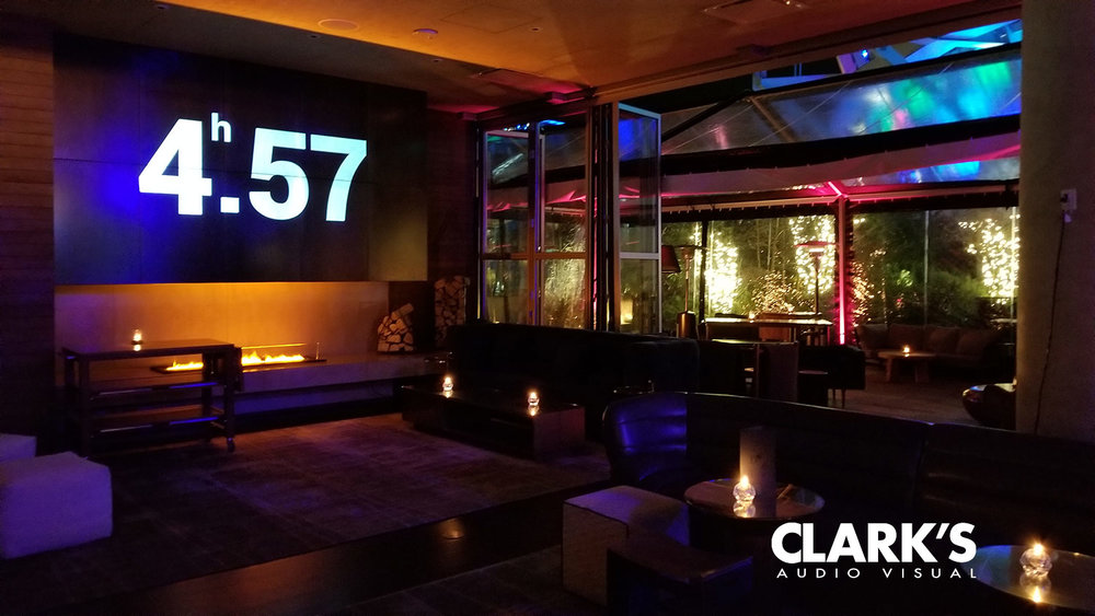 Clark's Audio Visual Parq Vancouver