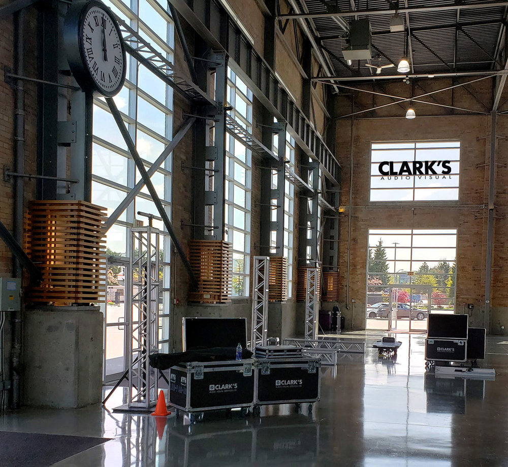 Clark's Audio Visual Brand Recognition