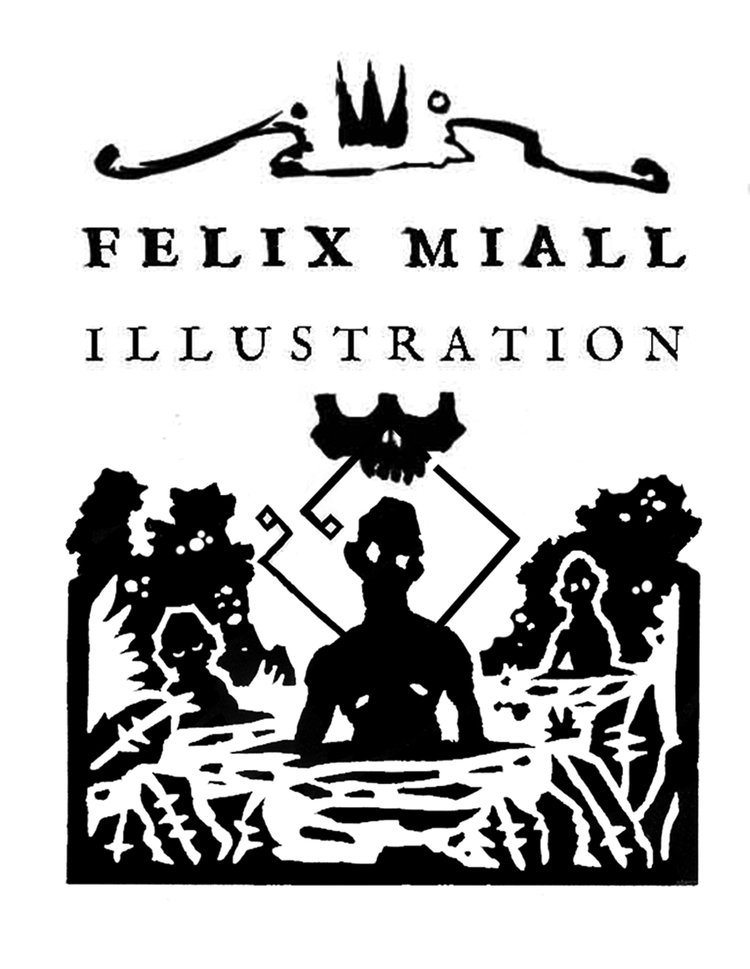 Felix Miall Illustration