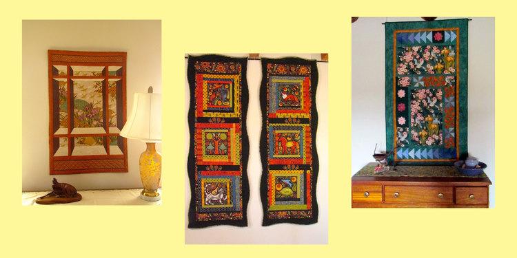Wall Hangings — Fabric Art of Santa Fe
