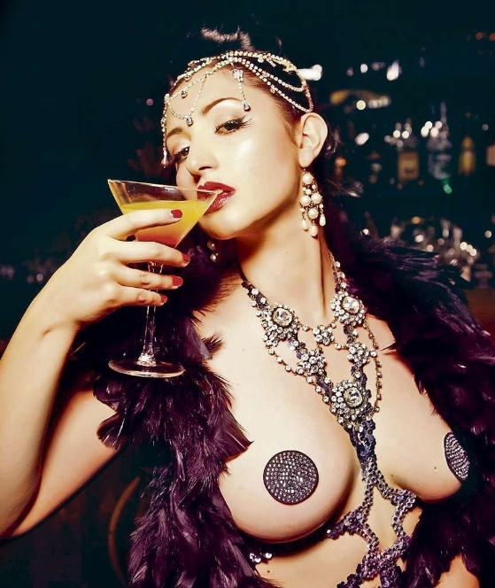Scarlett Martini
