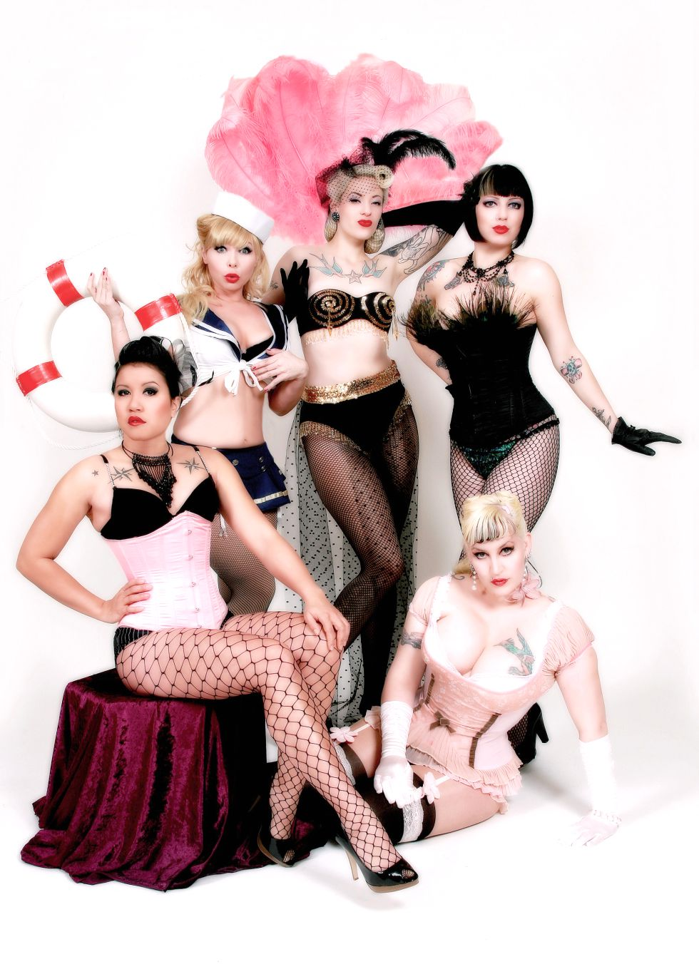 The Teaserettes