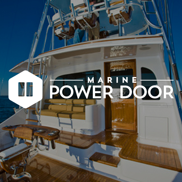 Marine Power Door ..