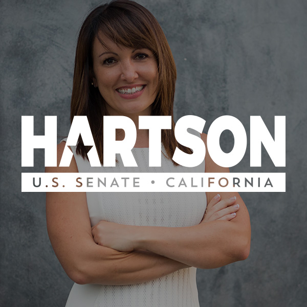 Alison Hartson for California ..
