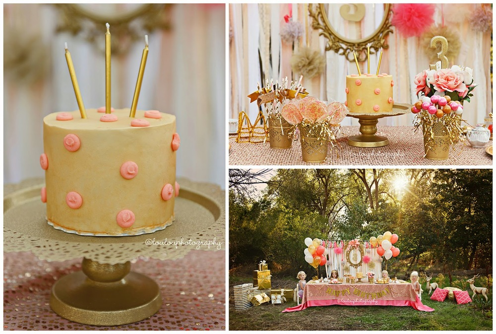 Birthday Cake10 - Pink and Gold Cake.jpg