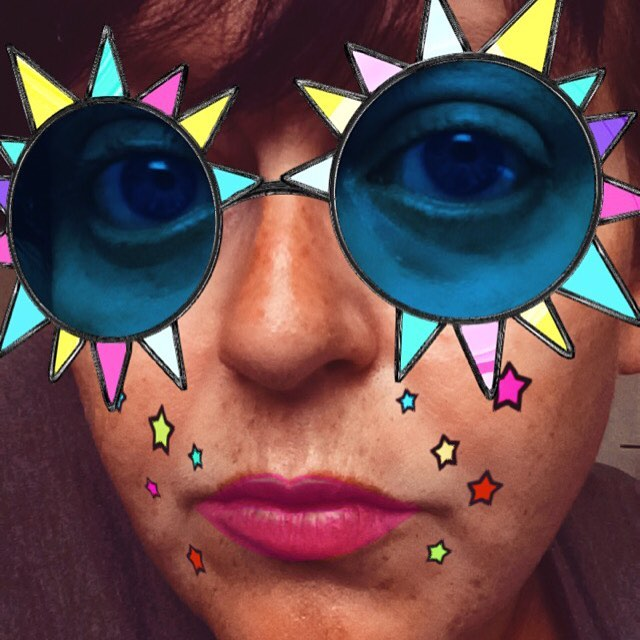Jumping on the #snapchat bandwagon. Not even a hefty #filter can wipe out these #freckles at the moment 🙈
