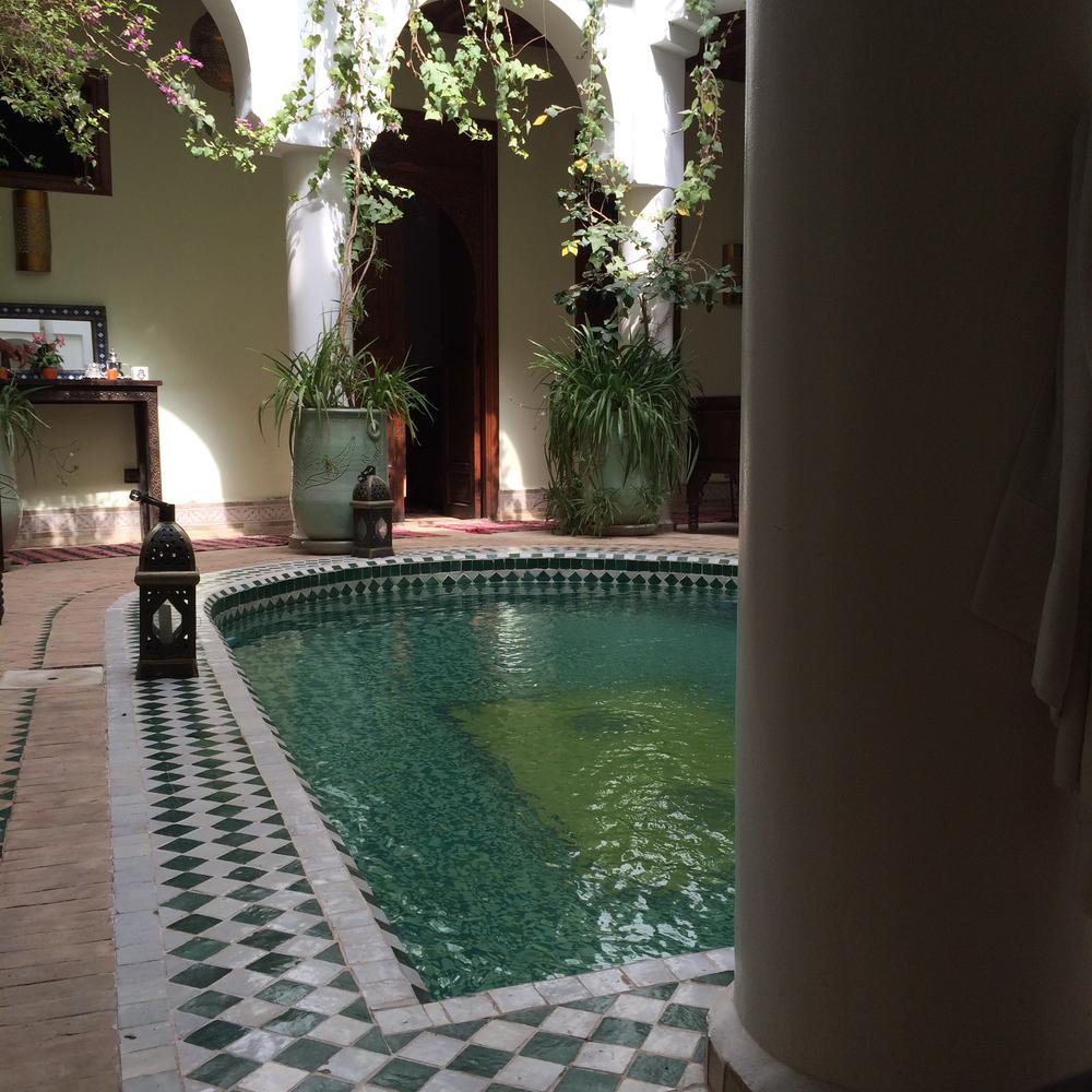 Riad Alida, Dar El Bacha, Marrakech