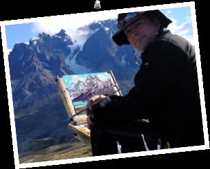 Dominik Modlinski- Patagonia