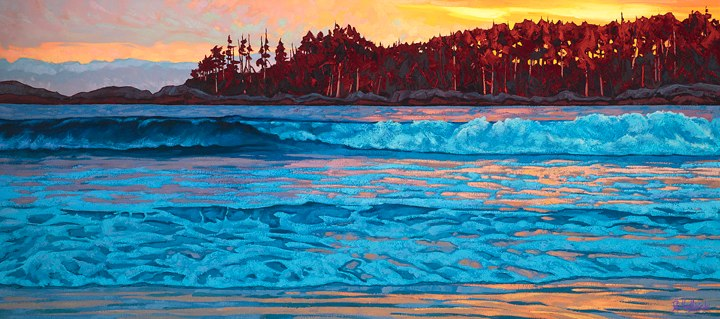 Western Surf 32x72 oil on canvas 2012.jpg
