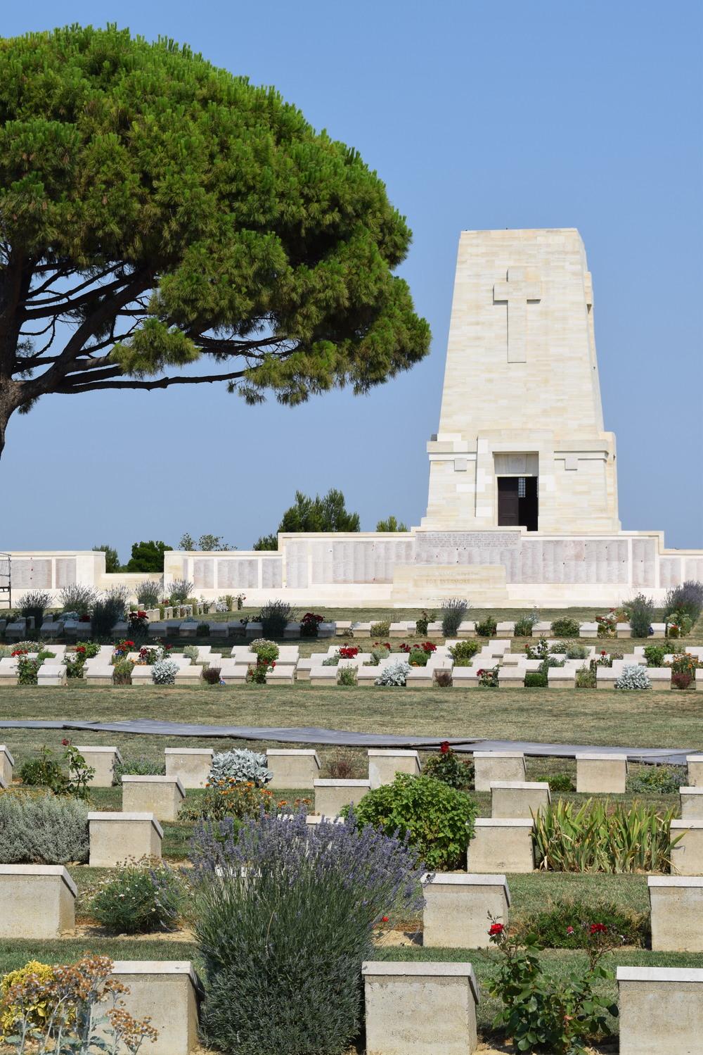 Australian Memorial at Lone Pine Cemetery