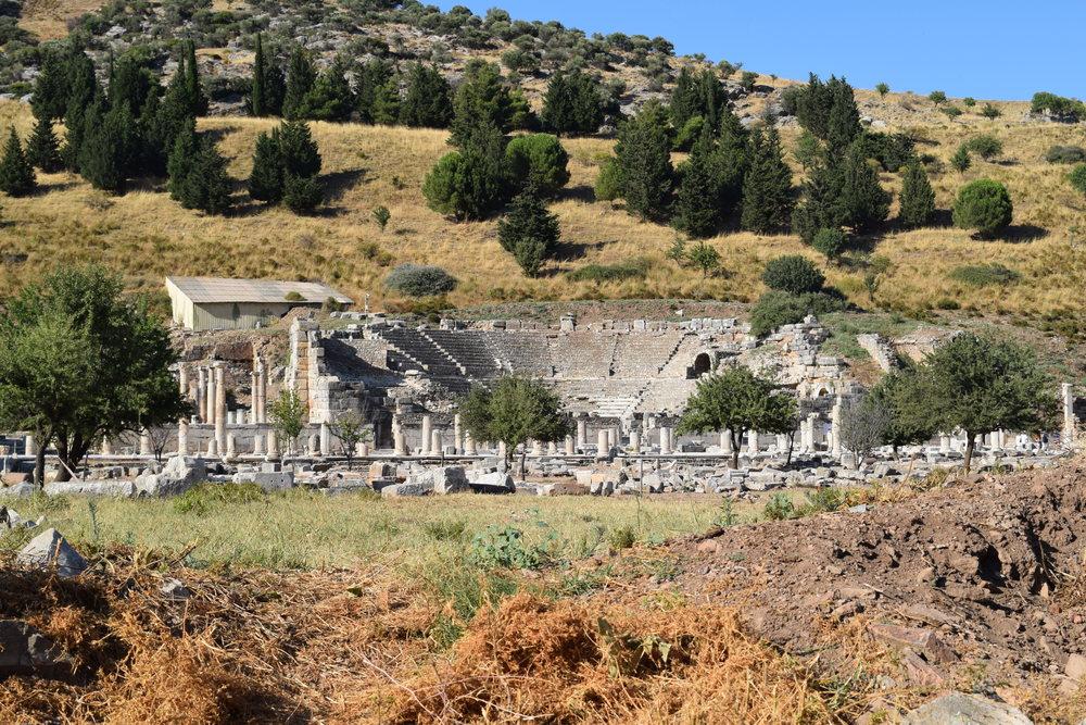 The Grand Theater of Ephesus