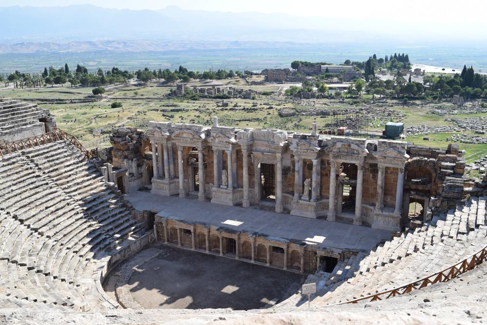 Hierapolis Theater