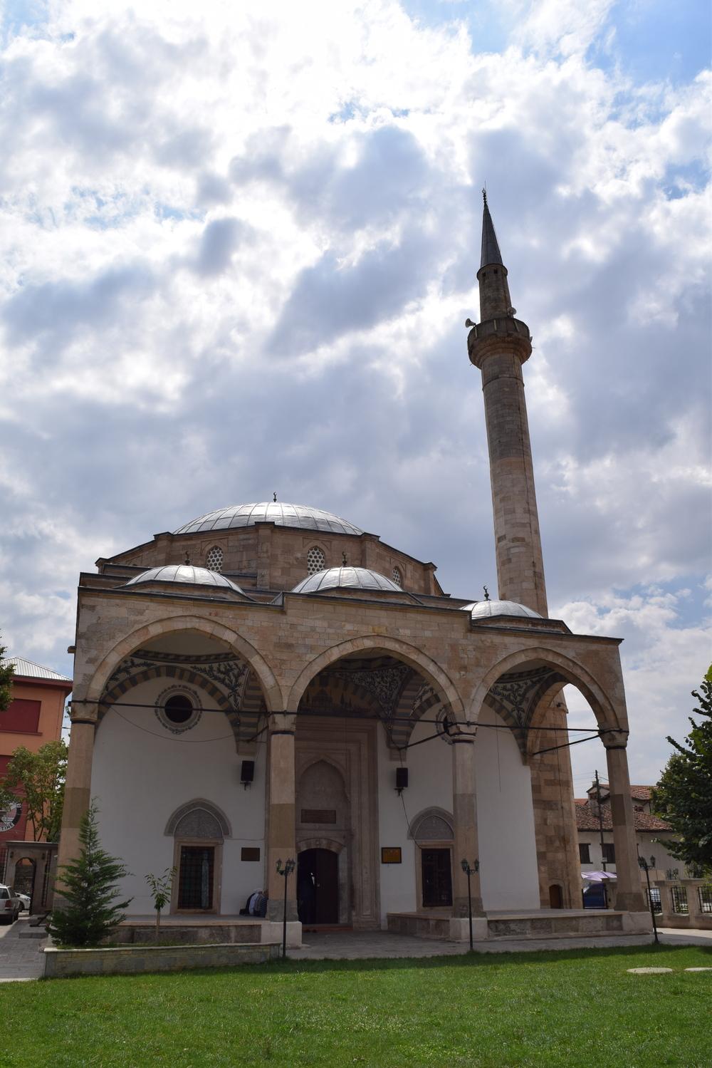Sultan Mehmet Fatih Mosque