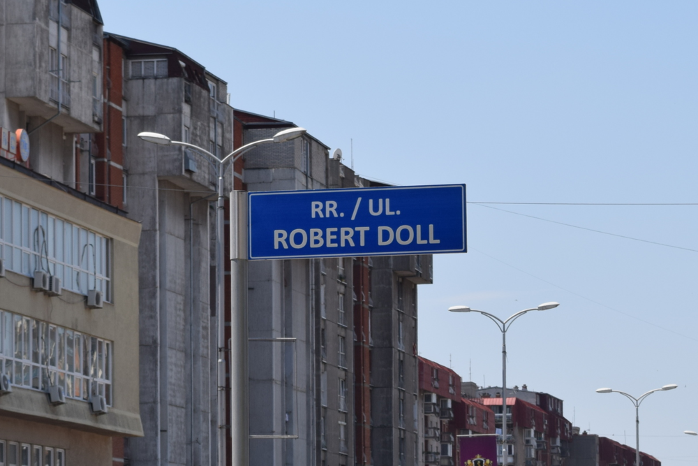 Rruga Robert Doll
