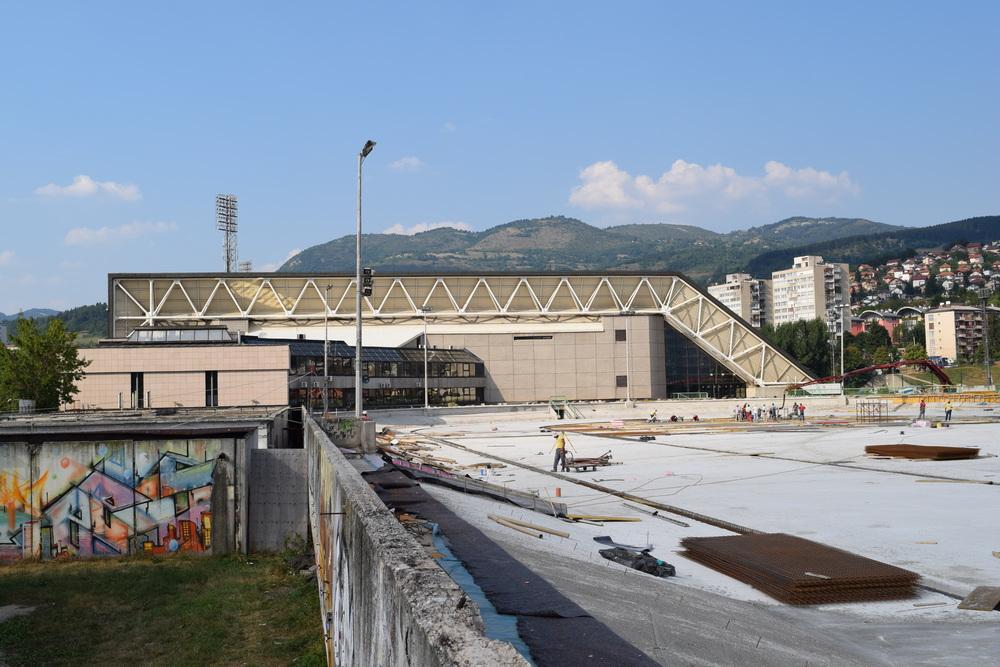 Ice Rink Sarajevo