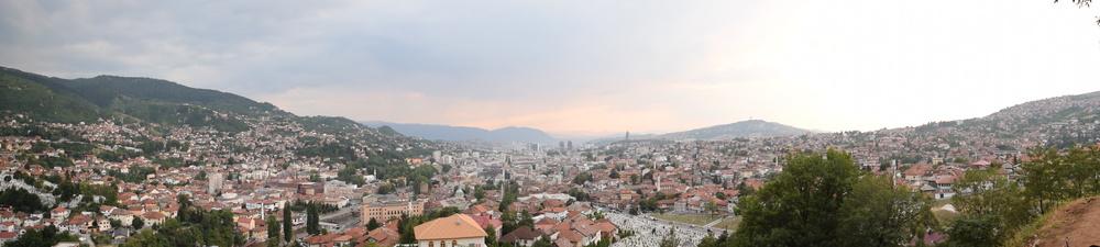Pano Sarajevo