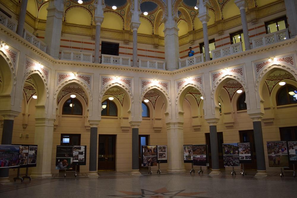 Sarajevo City Hall Main