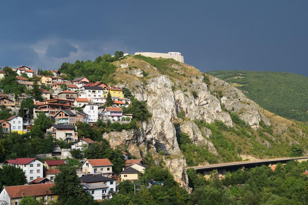 Sarajevo hill