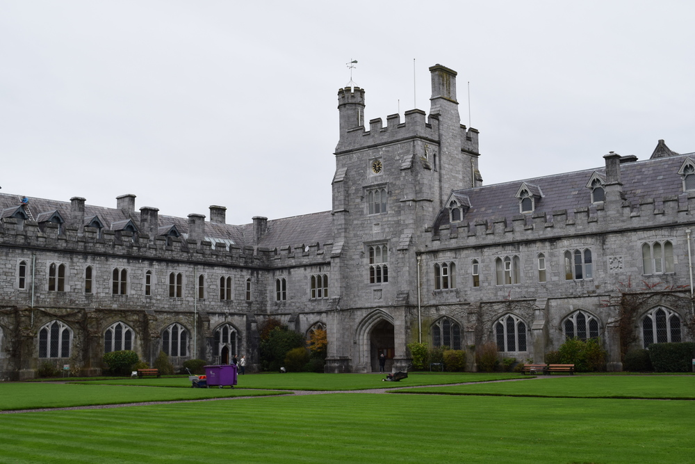 University College Cork Quad