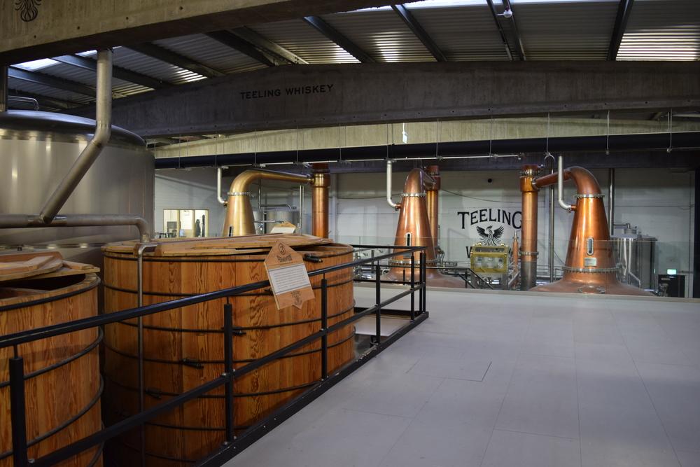 Teeling Interior