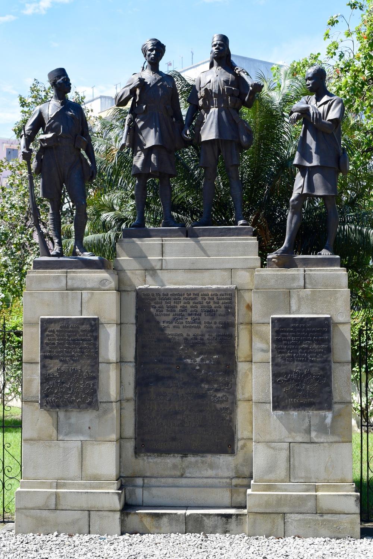 Mombasa Askari Monument