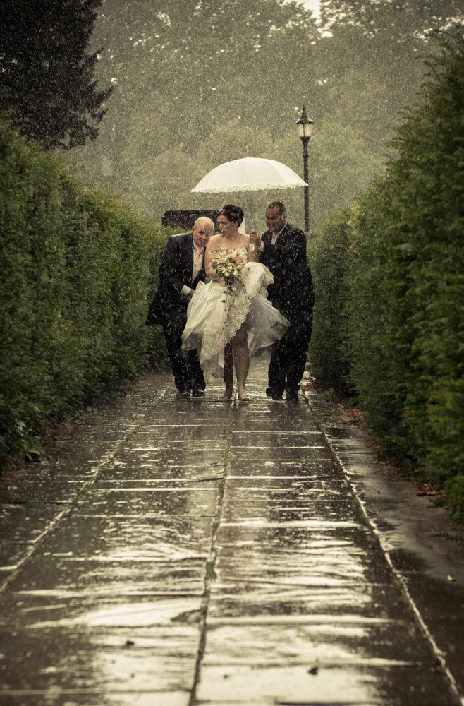 White Wedding Photography