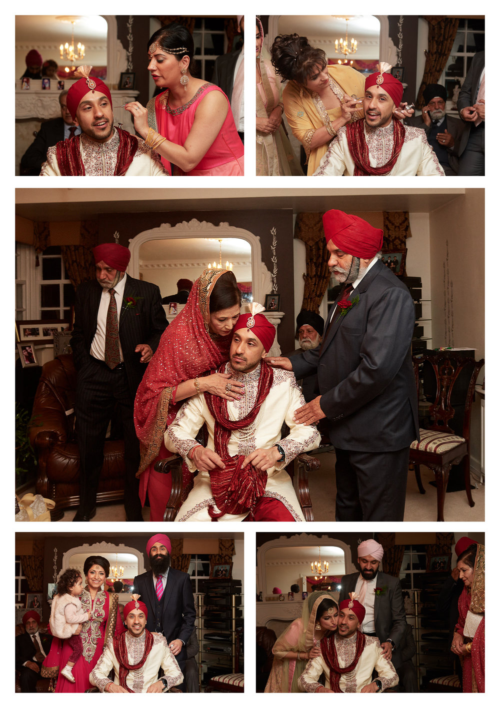 Asian Wedding Photographers SikhandDread - 113