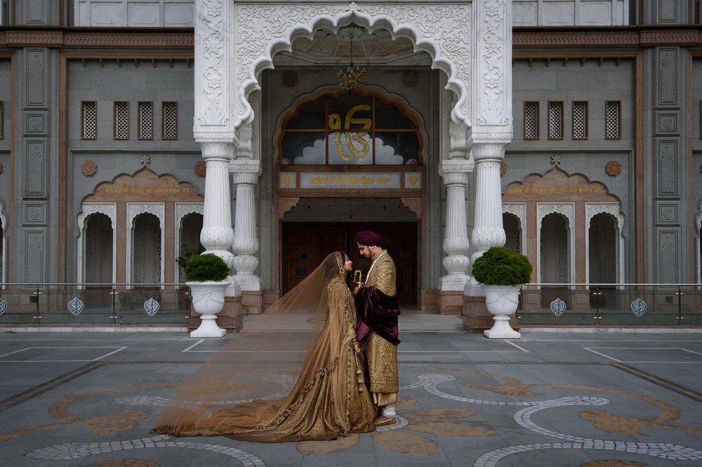 award winning image taken by top indian wedding photographers