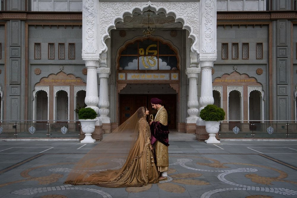 award winning luxury indian wedding photography