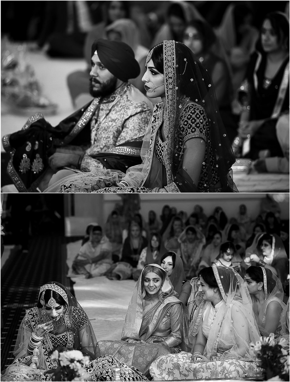 Sikh wedding Photography Wednesfield Gurdwara by SikhandDread