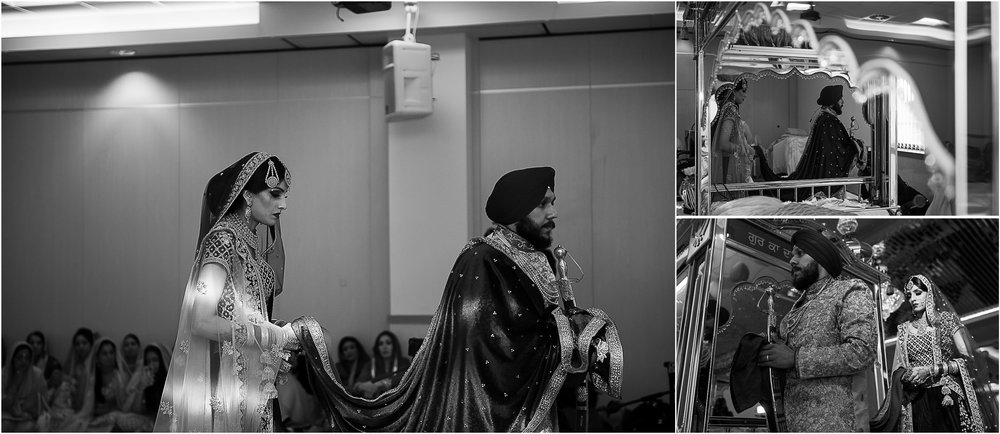 Sikh wedding Photography Wednesfield Gurdwara by SikhandDread 03