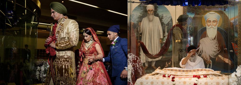 Sikh Wedding Lavan
