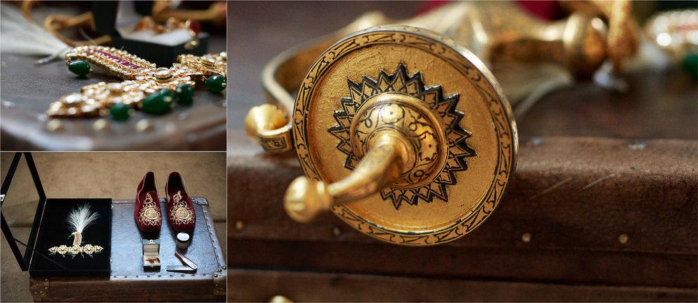 sikh groom weddings details