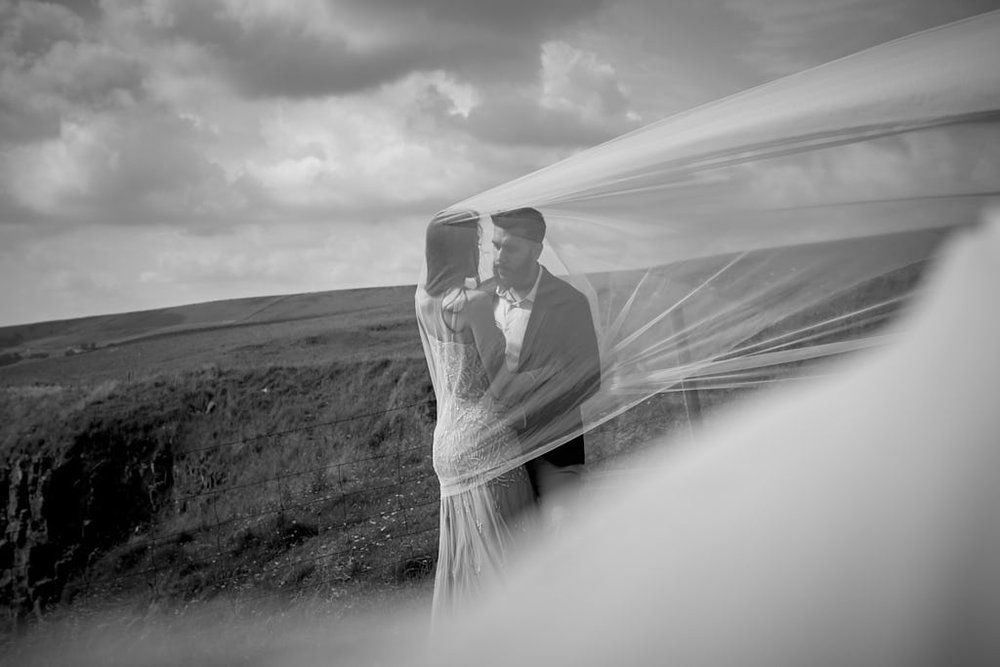 Best Indian Wedding Photographers Sikh and Dread in The Peak District