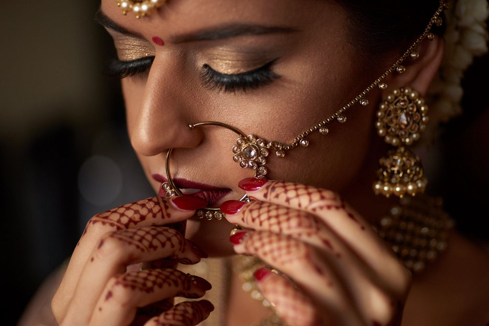 Indian Bridal Jewellery photography by Sikh and Dread