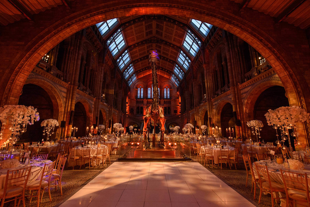 Best Asian Wedding Photography London Natural History Museum