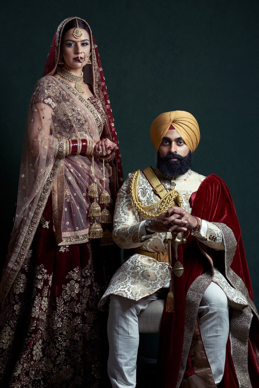 Sikh Wedding Photographers London SikhandDread