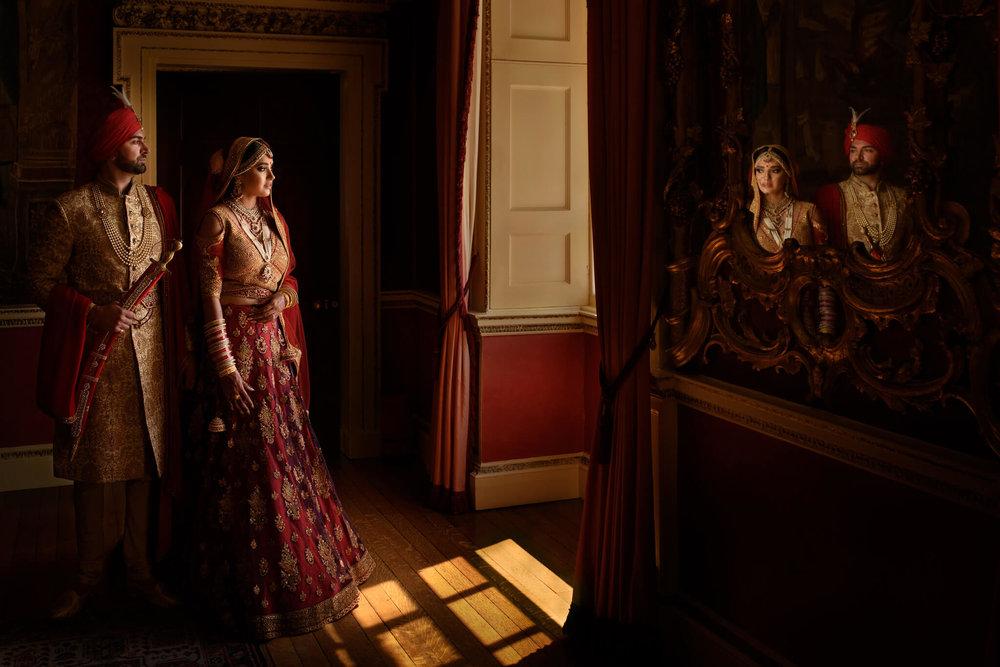 Asian Wedding Photography London - Sikh & Dread