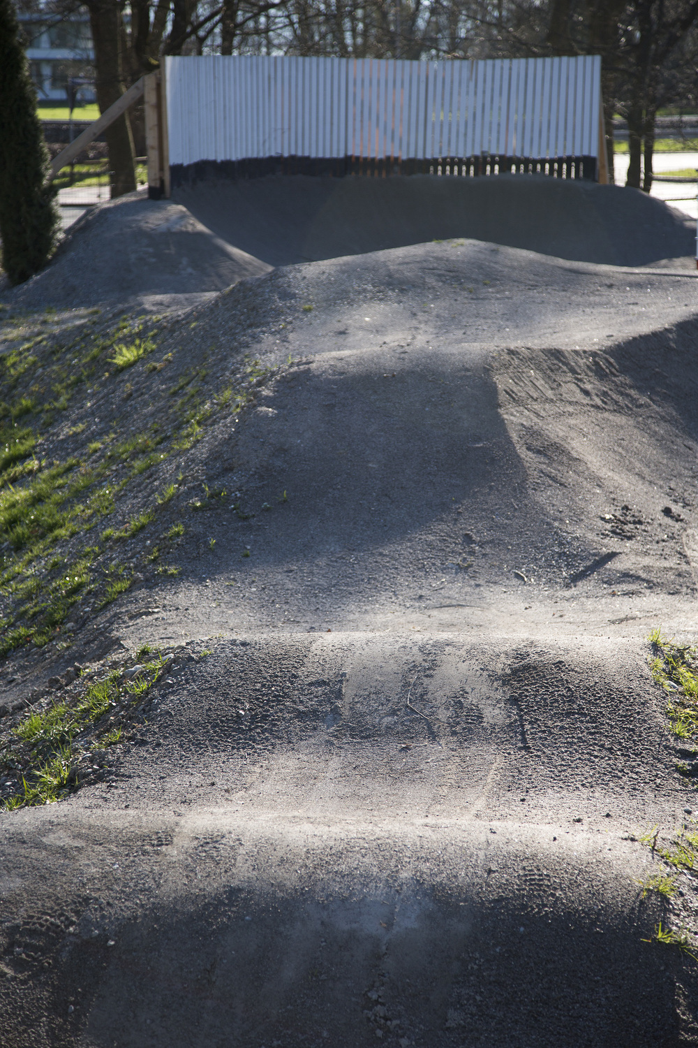 Pumptrack Wallride