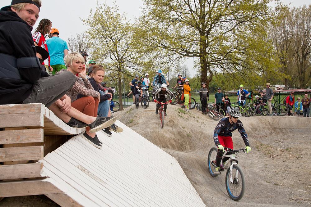 Pumptrack Race