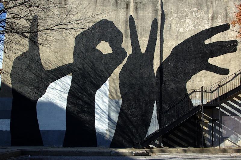 Exceptionnel Street Art — Ava Gaudet OO74