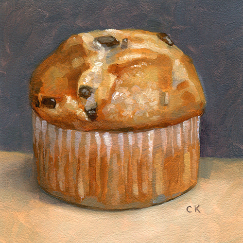 Kornacki Wabisabi Chocolate Chip Muffin